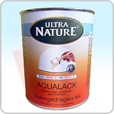 Peinture aqualack ultranature isol naturel