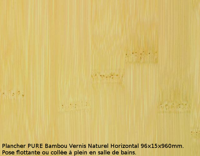 Pure Bambou Isol Naturel 1