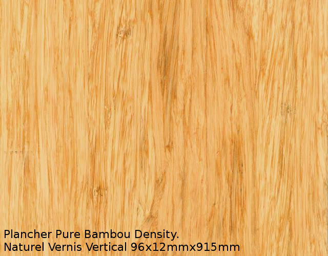 Bambou density naturel