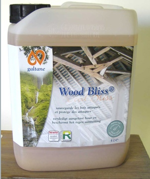 Wood Bliss Galtane Isol naturel